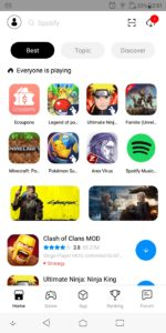 TutuApp best apps and games
